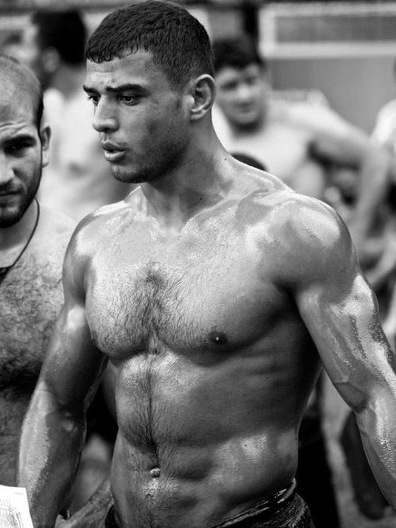 turkish oil wrestlers 5555