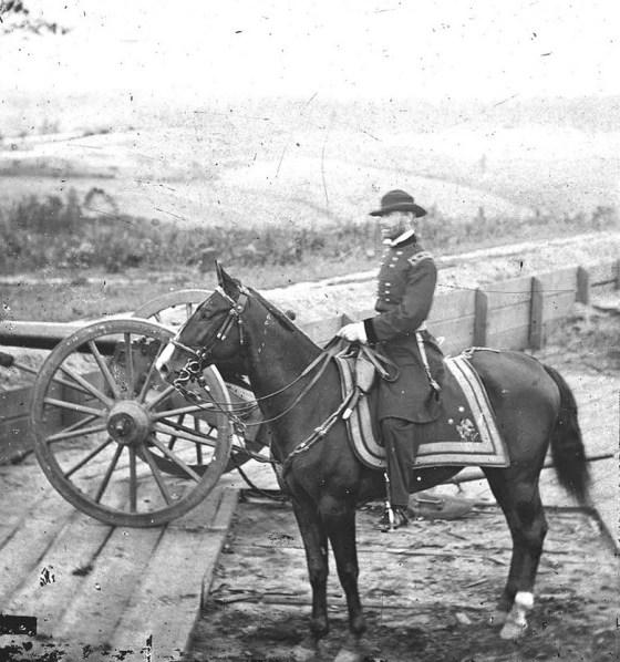US CIVIL WAR GENERAL SHERMAN