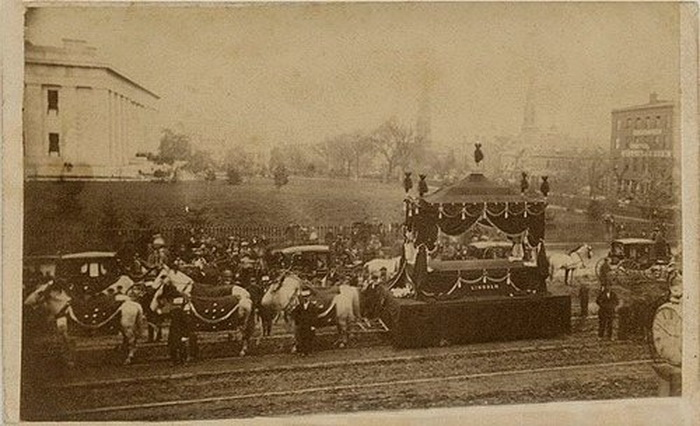 Abraham Lincoln's funeral train