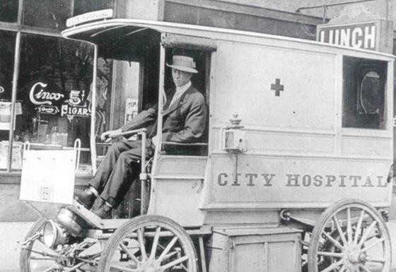 ambulance 2348