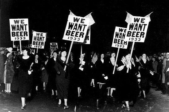 BEER 1933