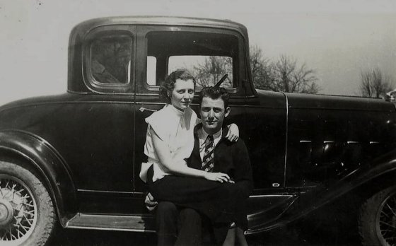 BONNIE AND CLYDE 421