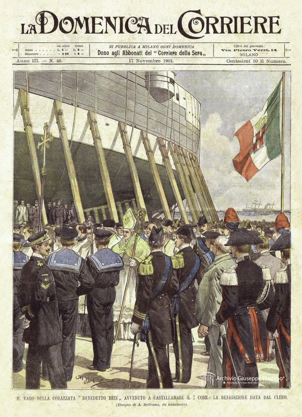 La Domenica del Corriere,1901