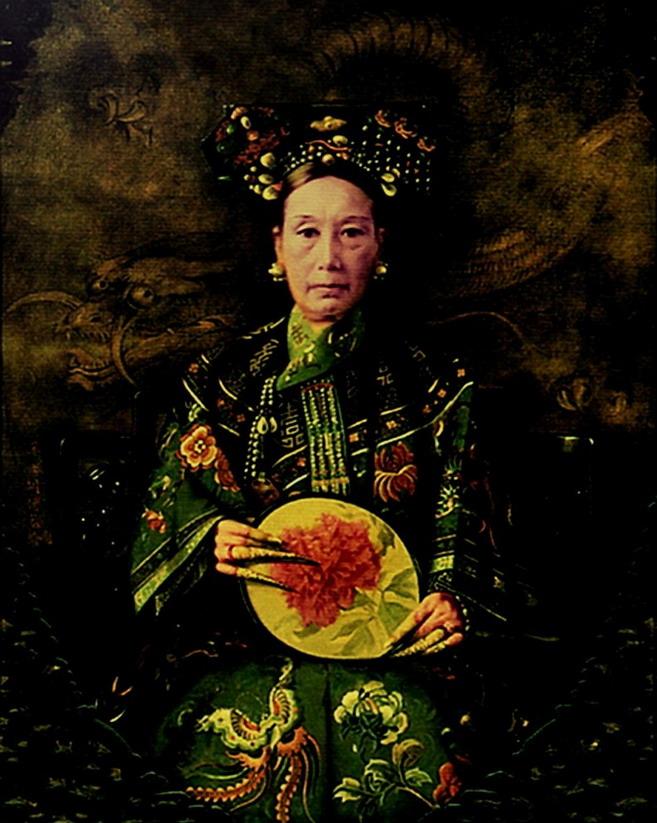 Empress Cixi, China
