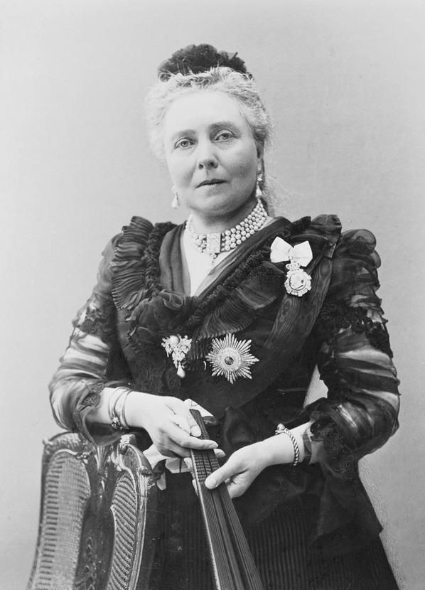 Empress Friedrich of Germany(1840-1901)