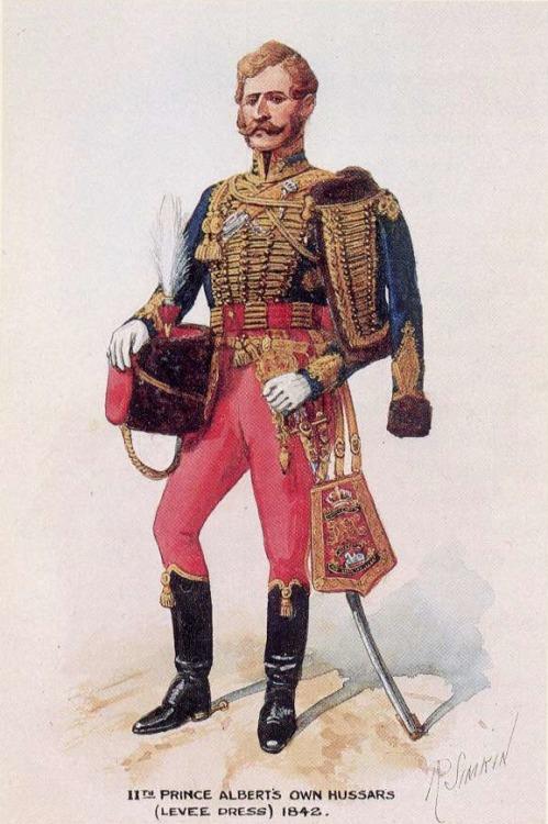 British Hussar, 1842