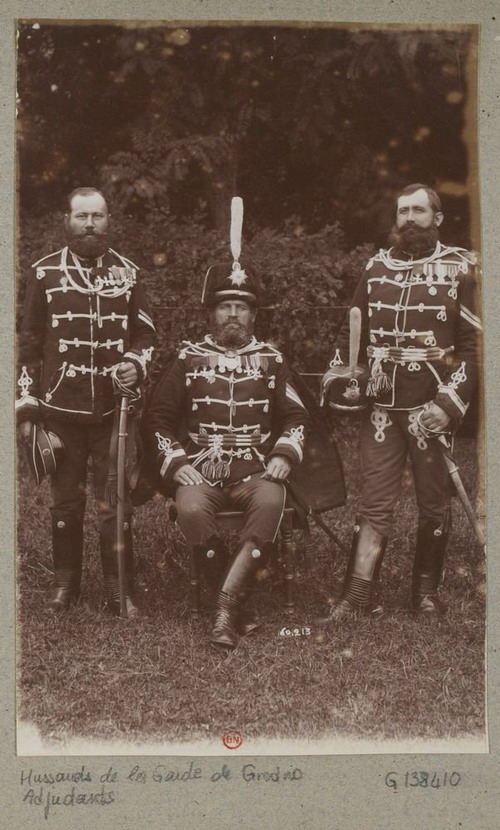 Hussards Francaises