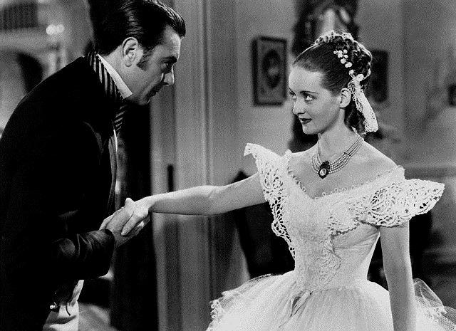 """Jezebel"", 1938, with BetteDavis"