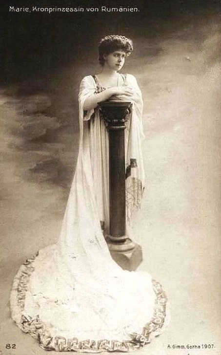 Crown Princess Marie of Romania, 1907