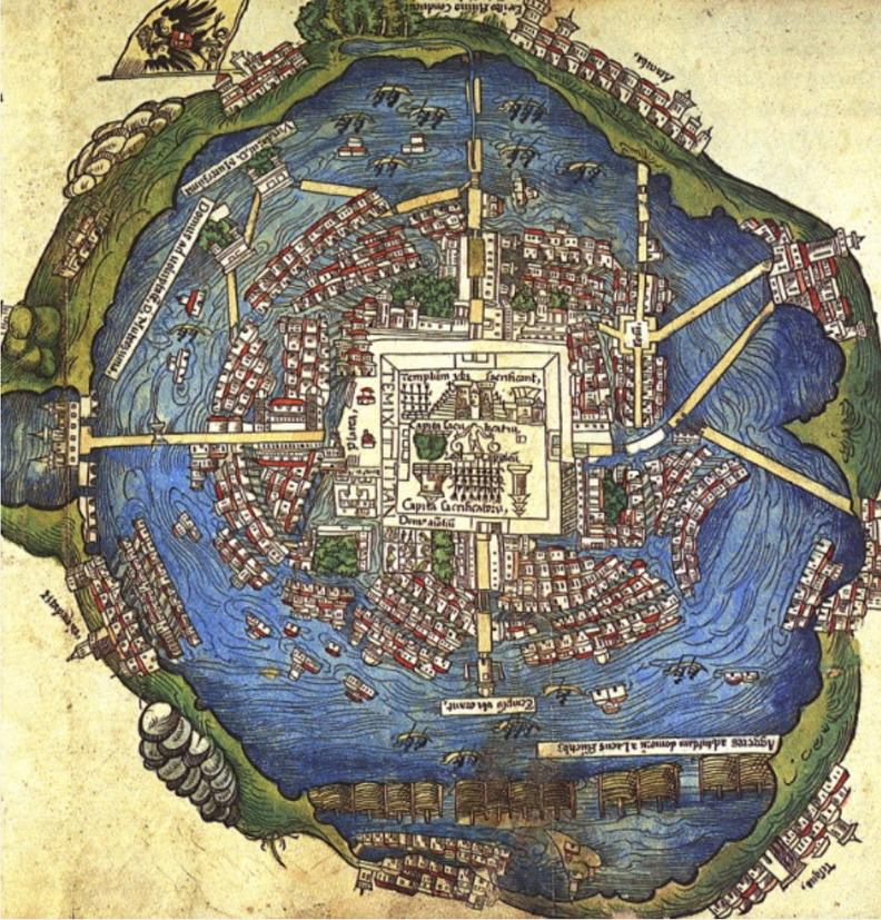 Ancient Mexico City