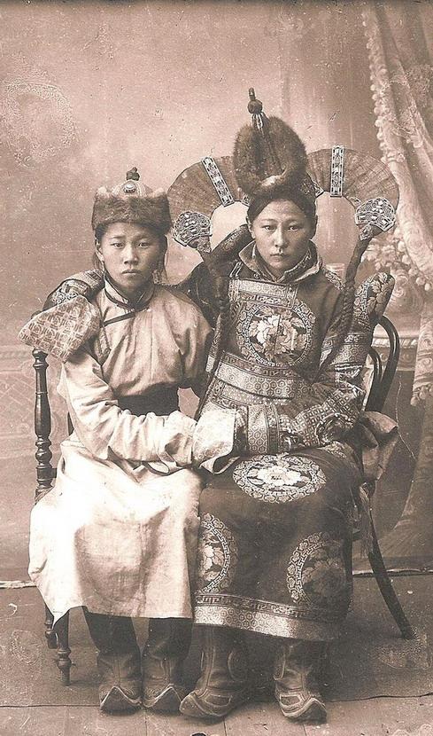 mongolia 1905