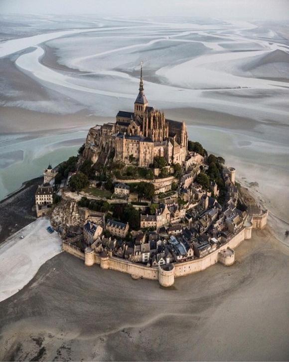 Mont St. Michel,France