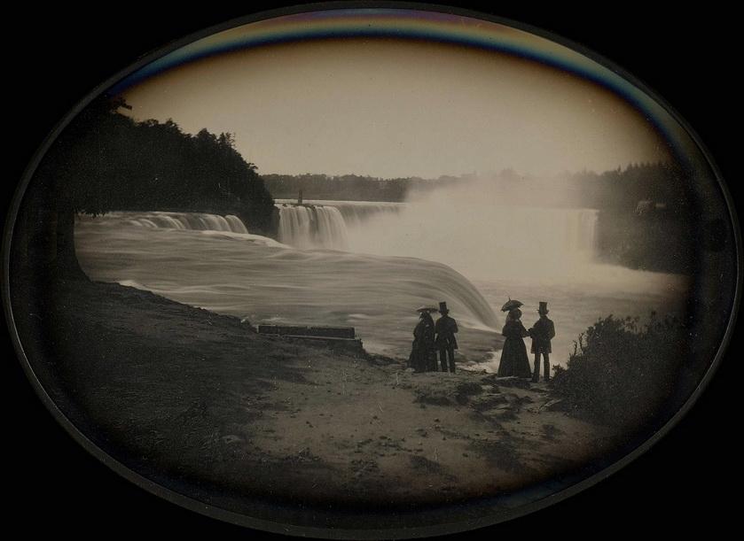 Niagara Falls, 1850s