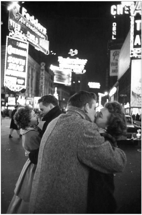 NYC, by Henri Cartier-Bresson, 1959