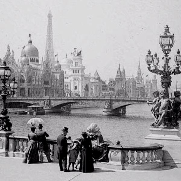 Exposition Universelle de Paris,1900