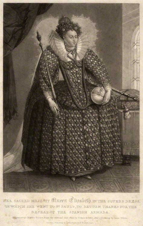 QUEEN ELIZABETH I 3