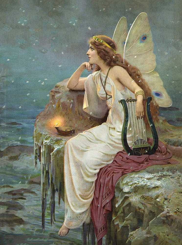Fairy, UK, 1905