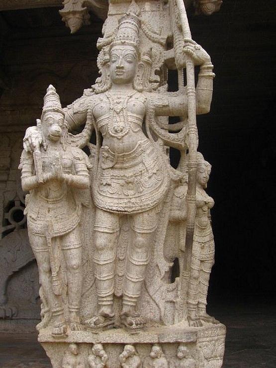 Statue, India