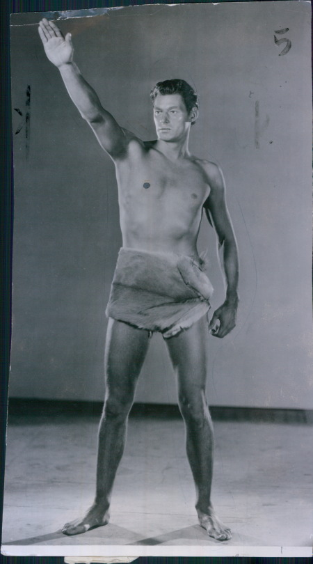 Tarzan (Johnny Weismuller)
