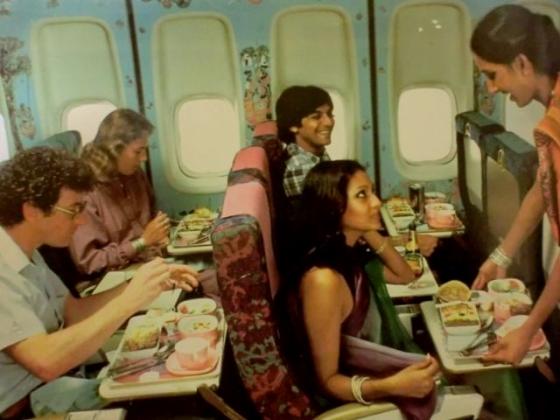 AIR INDIA 1970s