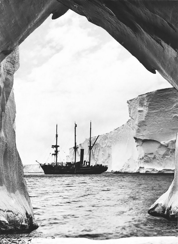 First Australian Expedition to Antarctica,1910s