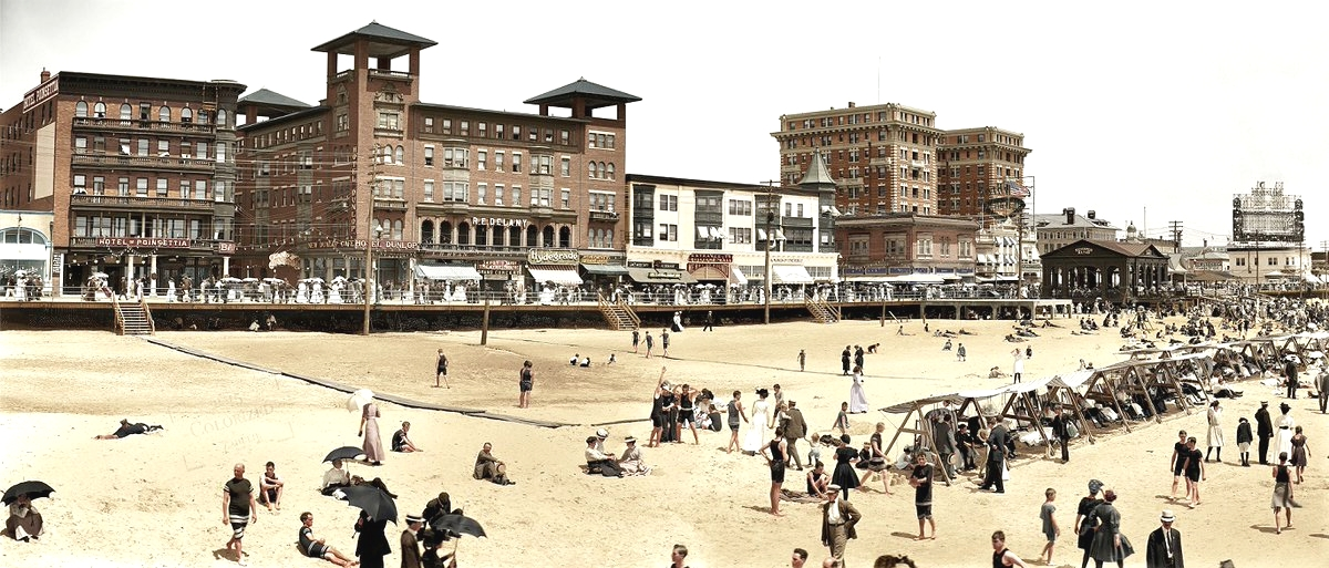 Atlantic City, New Jersey,1905