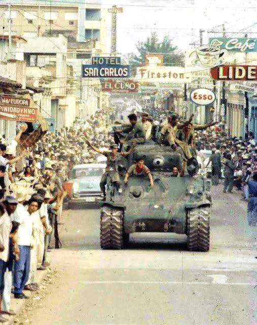 Cuban Revolution, 1959