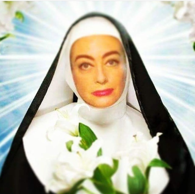 Happy Easter from St.Joan
