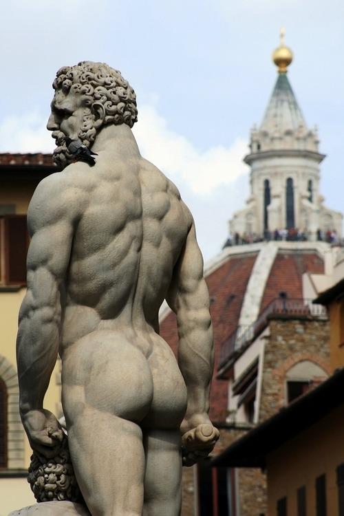Statue, Florence/Firenze