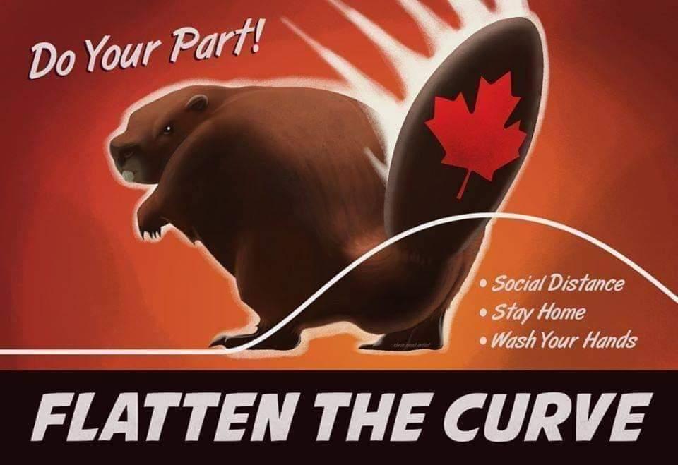Canadian anti-virus public service announcement,2020