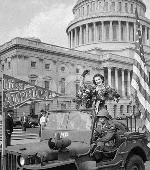 Miss America 1942