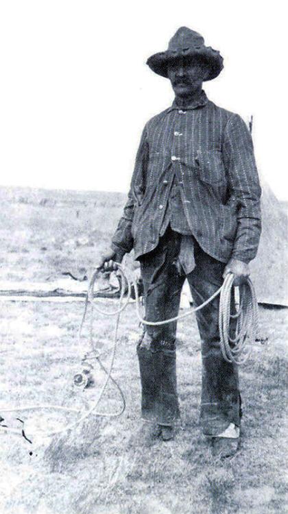 American painter N.C. Wyeth,1904