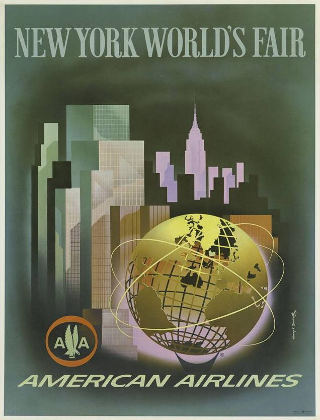 New York World's Fair,1964