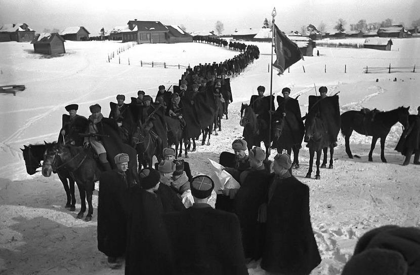 Russian Revolution, circa1918