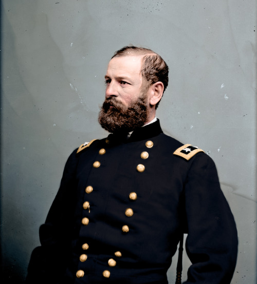 General Porter, Union Army, US Civil War