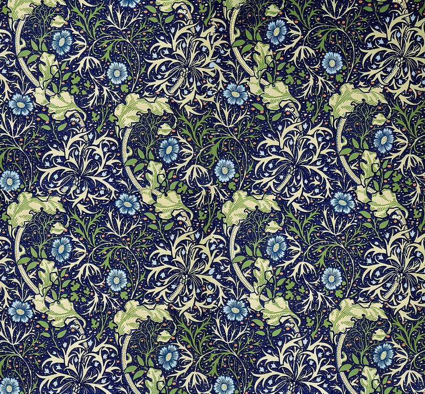 William Morris floraldesign