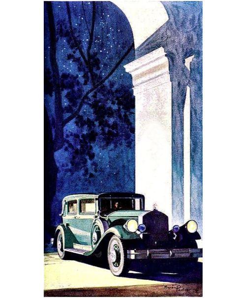1931 Pierce-Arrow