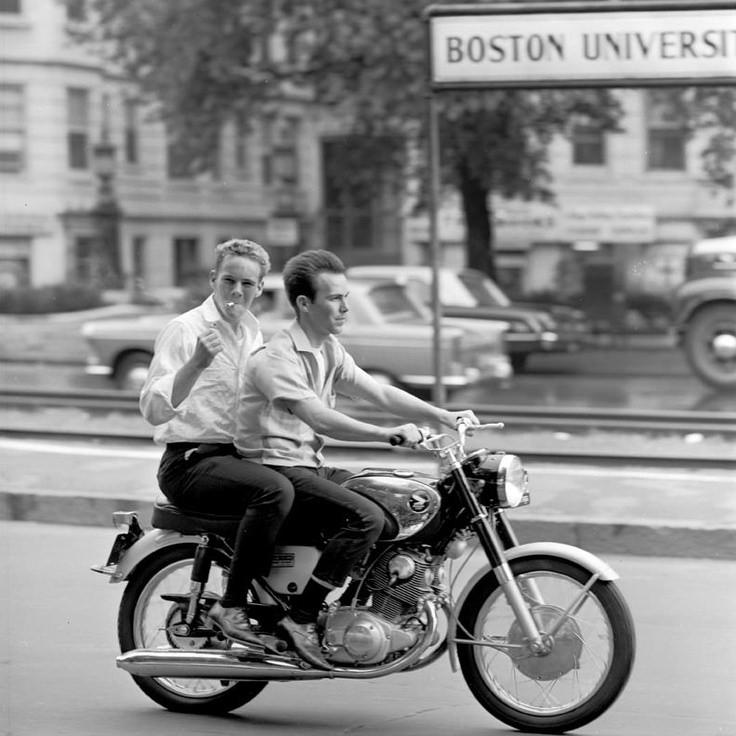 Boston, circa 1960