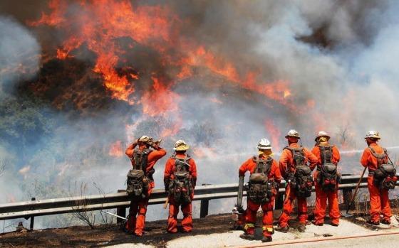 CALIFORNIA WILDFIRE 31