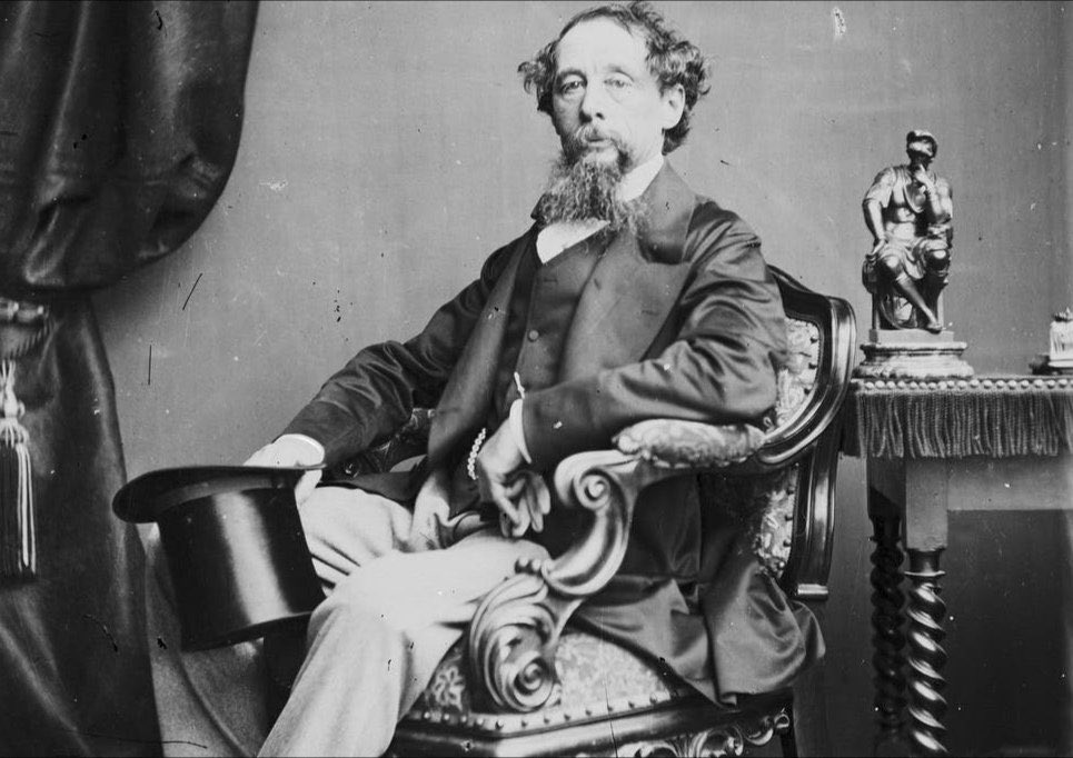 Charles Dickens, 1800s