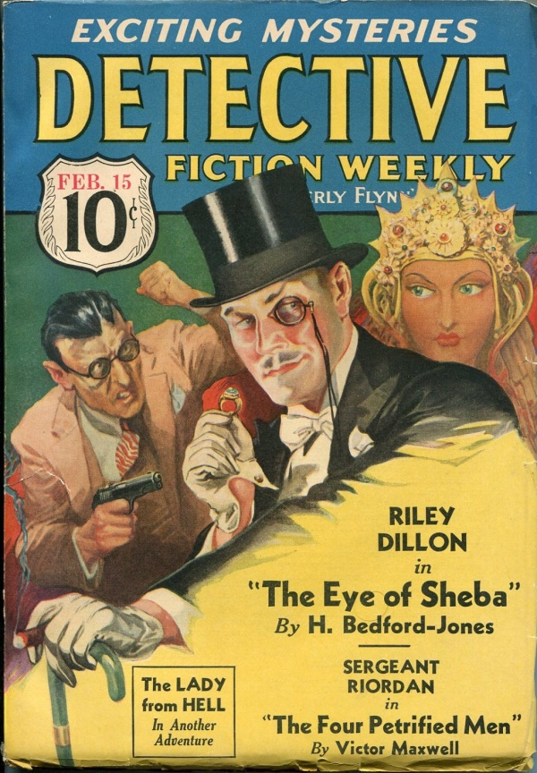 Detective Fiction Weekly,1930s