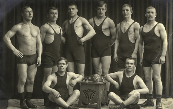 Boxing & Wrestling Team,Finland