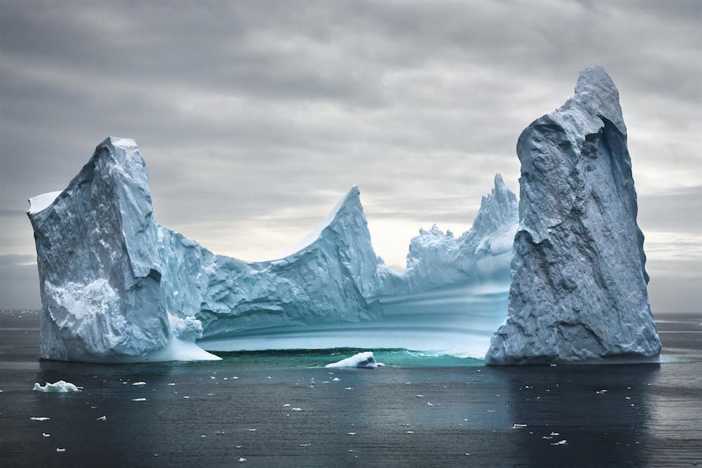 Iceberg, photo by DanielBeltrá