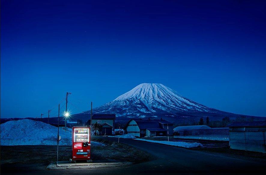 Mount Fuji, Japan, by EijiOhashi