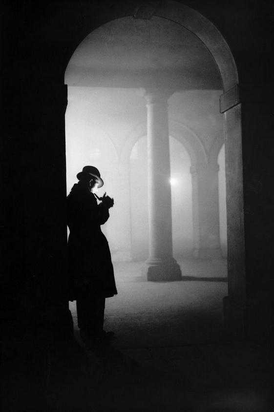 London fog, by Arthur Tanner,1935