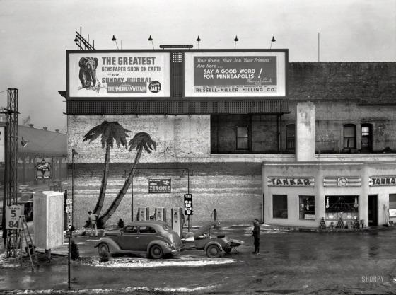 MINNEAPOLIS 1930s