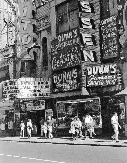 Montréal, 1960