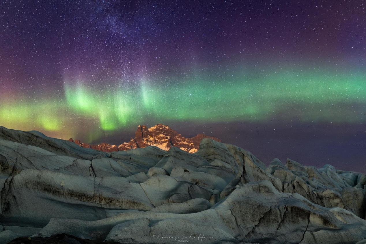Northern Lights/Aurora Borealis,Norway