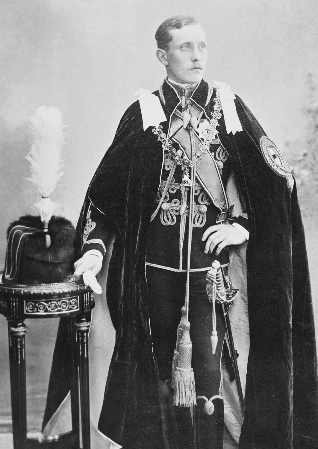 Prince Arthur, Duke of Connaught and Strathearn, UK