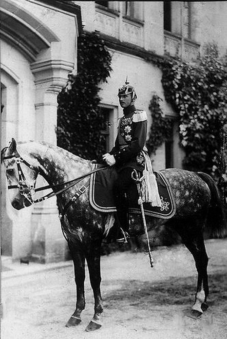 Prince Karl Eduard, Duke of Saxe-Coburg and Gotha